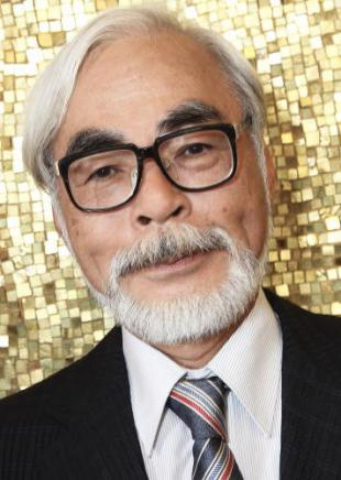 Picture of quotation author Hayao Miyazaki