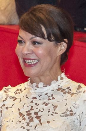Picture of quotation author Helen McCrory