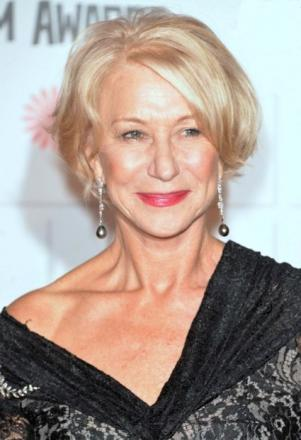 Picture of quotation author Helen Mirren