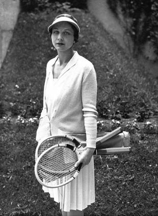 Picture of quotation author Helen Wills Moody
