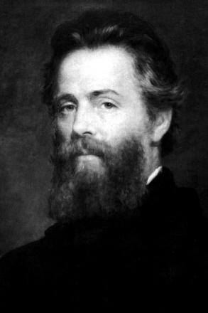 Picture of quotation author Herman Melville