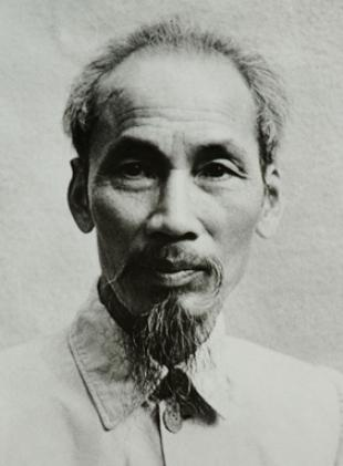 Picture of quotation author Ho Chi Minh