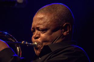 Picture of quotation author Hugh Masekela