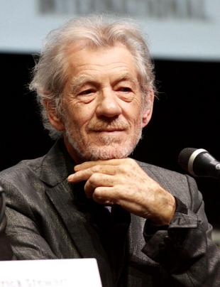 Picture of quotation author Ian Mckellen