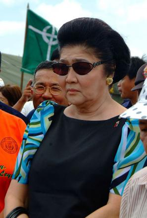 Picture of quotation author Imelda Marcos