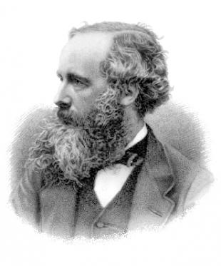 Picture of quotation author James C. Maxwell