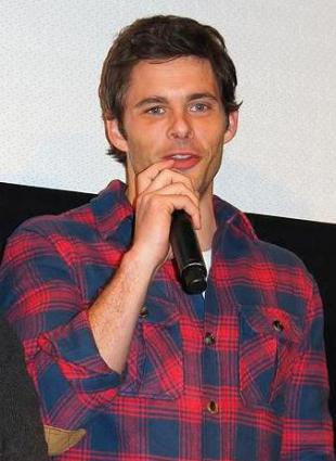 Picture of quotation author James Marsden