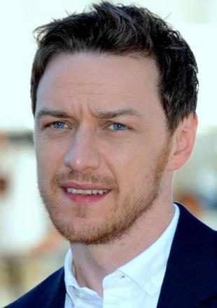 Picture of quotation author James McAvoy