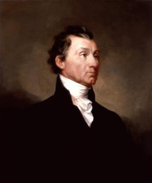 Picture of quotation author James Monroe