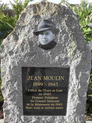 Picture of quotation author Jean Moulin