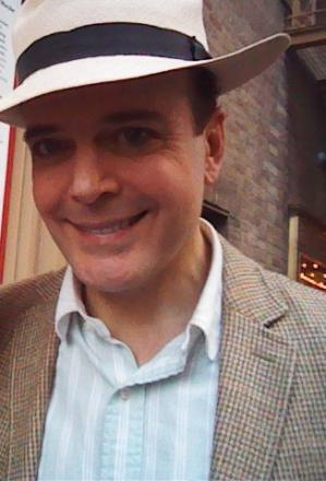 Picture of quotation author Jefferson Mays