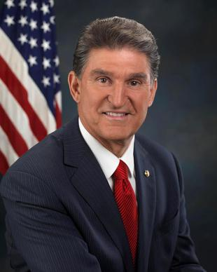 Picture of quotation author Joe Manchin