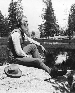 Picture of quotation author John Muir