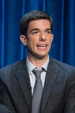 Picture of quotation author John Mulaney