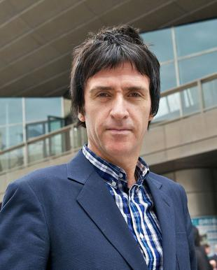 Picture of quotation author Johnny Marr