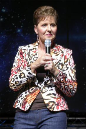 Picture of quotation author Joyce Meyer
