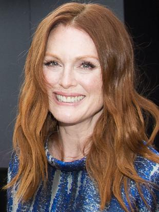 Picture of quotation author Julianne Moore