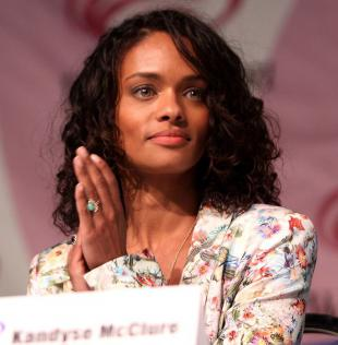 Picture of quotation author Kandyse McClure