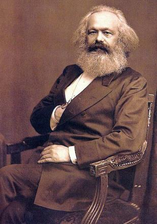Picture of quotation author Karl Marx