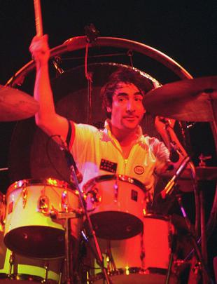 Picture of quotation author Keith Moon