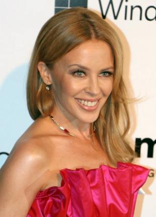 Picture of quotation author Kylie Minogue