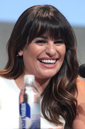 Picture of quotation author Lea Michele