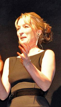 Picture of quotation author Lesley Manville