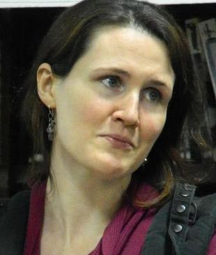 Picture of quotation author Liz Murray