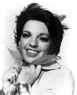Picture of quotation author Liza Minnelli