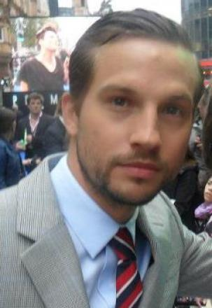 Picture of quotation author Logan Marshall-Green