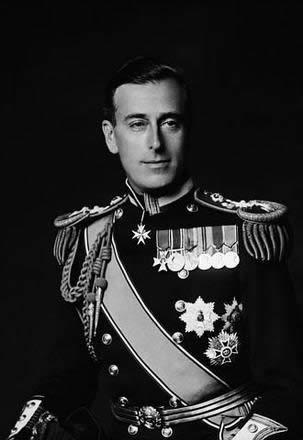 Picture of quotation author Lord Mountbatten