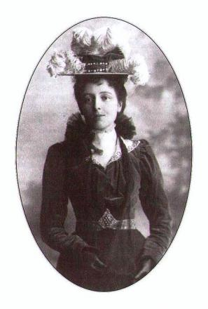 Picture of quotation author Lucy Maud Montgomery