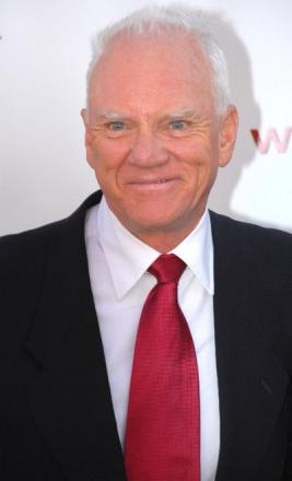 Picture of quotation author Malcolm McDowell