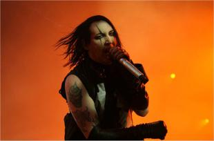 Picture of quotation author Marilyn Manson