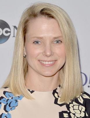 Picture of quotation author Marissa Mayer