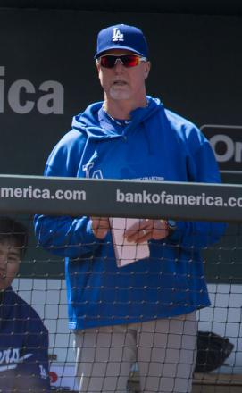 Picture of quotation author Mark McGwire