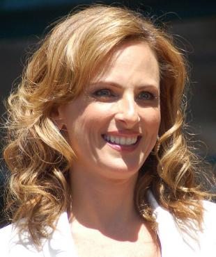 Picture of quotation author Marlee Matlin