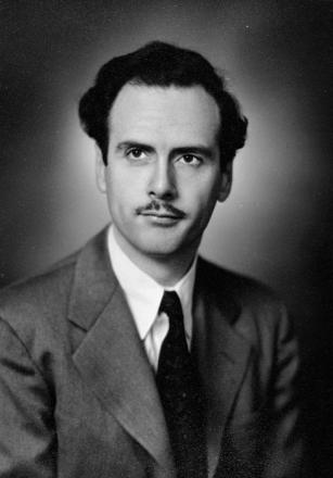 Picture of quotation author Marshall McLuhan