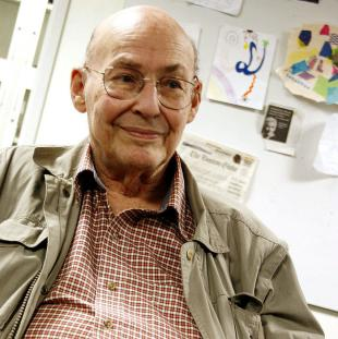 Picture of quotation author Marvin Minsky