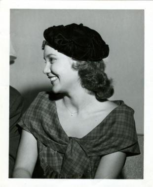 Picture of quotation author Mary Ann Mobley