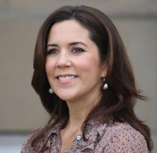 Picture of quotation author Mary, Crown Princess of Denmark