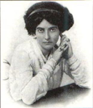 Picture of quotation author Mary MacLane