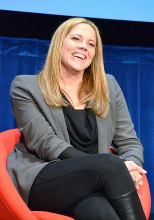 Picture of quotation author Mary McCormack