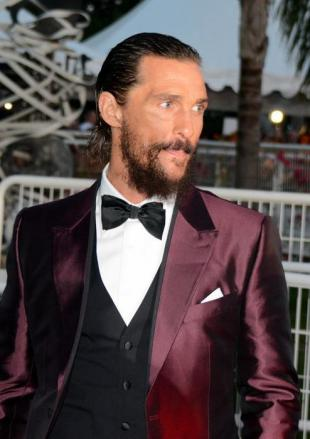 Picture of quotation author Matthew McConaughey