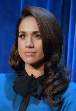 Picture of quotation author Meghan Markle