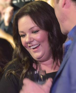 Picture of quotation author Melissa McCarthy