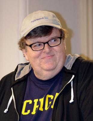 Picture of quotation author Michael Moore