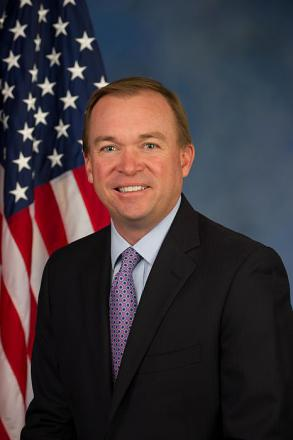 Picture of quotation author Mick Mulvaney