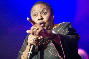 Picture of quotation author Miriam Makeba