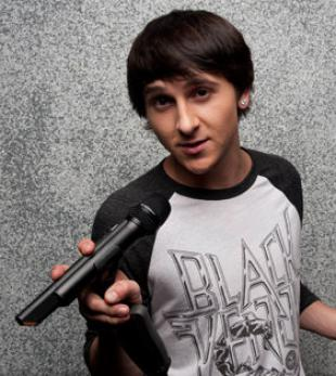Picture of quotation author Mitchel Musso